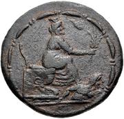 Bronze Æ25 (Cilicia, Tarsos) – avers