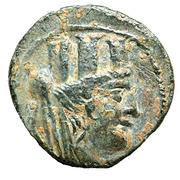 AE21 - Tarsos, Cilicia – avers