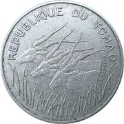 100 francs -  avers