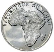 100 Francs (Robert Francis Kennedy) – revers