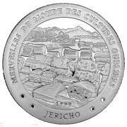 1000 Francs (Jéricho) – revers