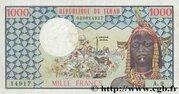 1,000 Francs – avers