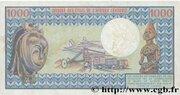 1,000 Francs – revers
