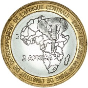 4500 CFA / 3 AFRICA agneau – revers