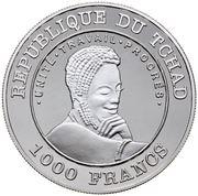 1000 francs (Coupe du monde Brésil 1950) – avers