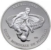 1000 francs (Coupe du monde Brésil 1950) – revers