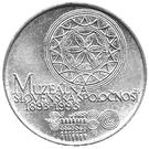 100 korun (Centenaire de la Société des musées slovaque) – revers