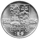 100 korun (Centenaire de la Société des musées slovaque) – avers