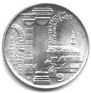 100 Korún (1000 ans du Monastère de Břevnov) – revers