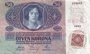 50 Korun – avers