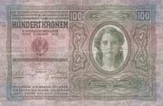 100 Korun – revers