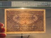 10 Korun 1919 -  avers