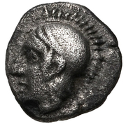 Tetartemorion (Tegea) – avers