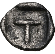 Tetartemorion (Tegea) – revers