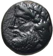 Bronze Æ8 (Temnos) – avers