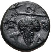 Bronze Æ8 (Temnos) – revers