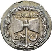 Tetradrachmrachm (Tenedos) – revers