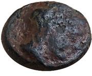 Bronze Æ8 – avers