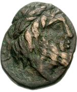 Bronze Æ16 (Tenos) – avers