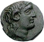 Bronze Æ18 (Tenos) – avers