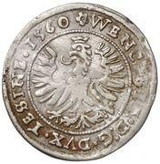 Groshen - Wenzel III – avers