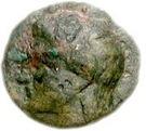 Bronze Æ (Teuthrania) – avers