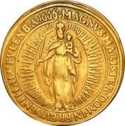 10 Ducat - Johann Caspar II. – revers