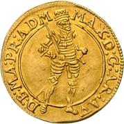 1 Ducat - Maximilian I. – avers