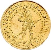 2 Ducat - Maximilian I. – avers