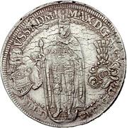 2 Thaler - Maximilian I. – avers