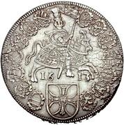2 Thaler - Maximilian I. – revers