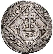 3 Pfennig - Ludwig Anton von Pfalz-Neuburg – revers