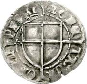 1 Schilling - Conrad III. von Jungingen (Danzig) – revers