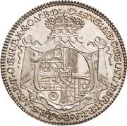1 Groschen - Clemens August von Bayern (Mort) – avers