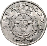 5 Kreuzer -  Karl Alexander von Lothringen (Konventionskreuzer) – avers
