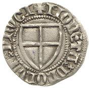 1 schilling Konrad I. Zolner von Rotenstein – revers