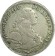 20 kreuzer Charles-Alexandre de Lorraine – avers