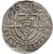 1 Groschen - Friedrich von Sachsen – avers