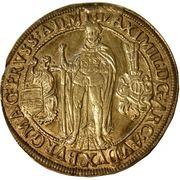 ¼ thaler  Maximilian III Archiduc d'Autriche – avers