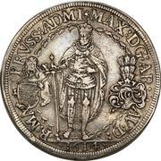 2 Thaler - Maximilian III – avers