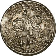 2 Thaler - Maximilian III – revers