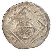 3 pfennig Johann Caspar von Ampringen – revers