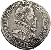 1 Thaler - Maximilian I. -  avers