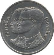 2 baht (Assemblée Nationale) – avers