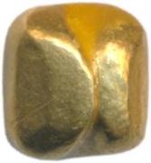 1 Baht - Rama III (Prasat-Chakra-Unalom) – revers