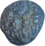 Kasu - Raghunatha Nayak (Nayakas of Thanjavur) – avers
