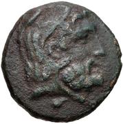 Bronze Æ17 (Thasos) – avers