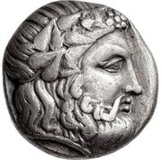 Tetradrachm (Thasos) – avers