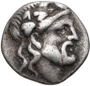 Hemidrachm (Thasos) – avers