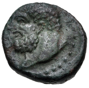 Bronze Æ13 (Thasos) – avers